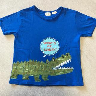 ザラ(ZARA)のZARA baby ワニプリントTシャツ 98㎝(Tシャツ/カットソー)