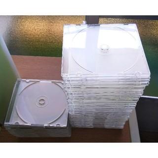 空のCDケース 70枚セット(CD/DVD収納)