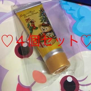 ディズニー(Disney)の同梱は220円引き♡ダッフィー ハンドクリーム 完売品♡ プチギフトにも…♡即決(ハンドクリーム)