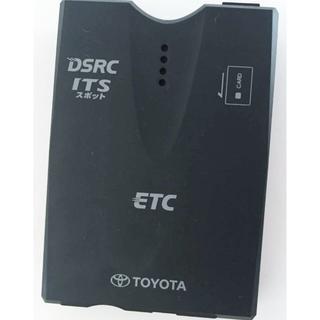 トヨタ純正ETC DSRCITCスポット(ETC)