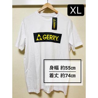 ジェリー(GERRY)の新品タグ付き 大きいサイズXL GERRY ジェリー Tシャツ(Tシャツ/カットソー(半袖/袖なし))
