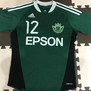 アディダス(adidas)の松本山雅FC 2011シーズン ユニフォーム(応援グッズ)