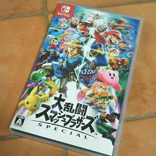 ニンテンドースイッチ(Nintendo Switch)のSWITCH 大乱闘スマッシュブラザーズ(家庭用ゲームソフト)