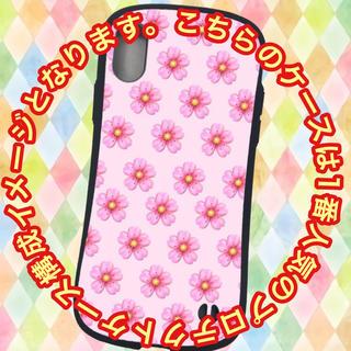モンクレール(MONCLER)の桜 桜色 桜カラー チェリーブロッサム Cherryblossom スマホケース(Androidケース)
