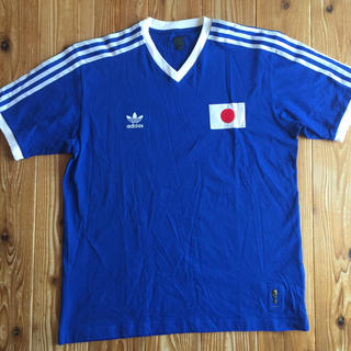 アディダス(adidas)のアディダス 日本 ワールドカップ 1974年(ウェア)