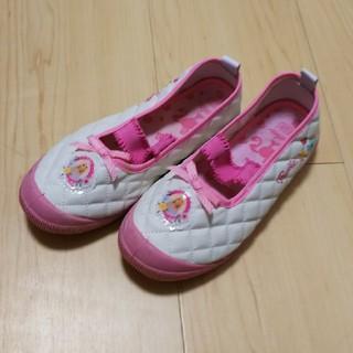 バービー(Barbie)のバービー 上靴(スクールシューズ/上履き)