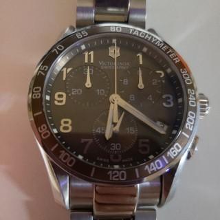ビクトリノックス(VICTORINOX)のビクトリノックス クロノグラフ(腕時計(アナログ))