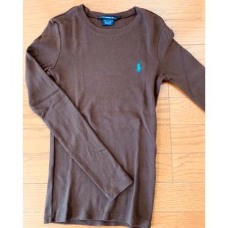 ラルフローレン(Ralph Lauren)のラルフローレン [美品)サイズ XS ロンT(Tシャツ(長袖/七分))