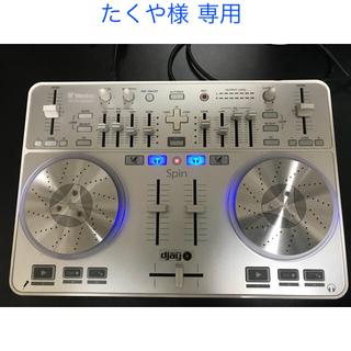 Vestax spin(DJコントローラー)