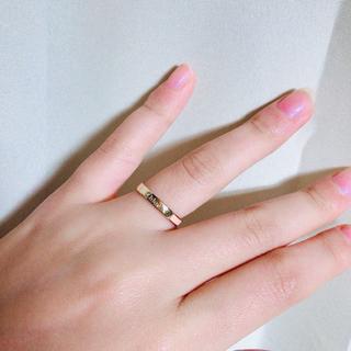 クロエ(Chloe)の正規品 クロエ ラインリング(リング(指輪))