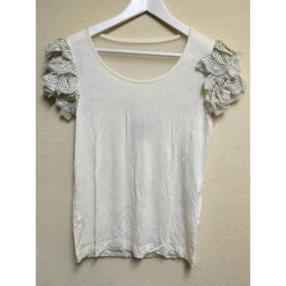 ダブルスタンダードクロージング(DOUBLE STANDARD CLOTHING)のダブルスタンダードクロージング Tシャツ トップス(カットソー(半袖/袖なし))