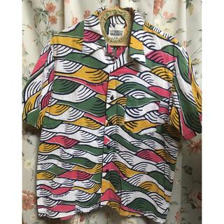 ティグルブロカンテ(TIGRE BROCANTE)のTIGRE BROCANTE 開襟シャツ ティグルブロカンテ(Tシャツ/カットソー(半袖/袖なし))