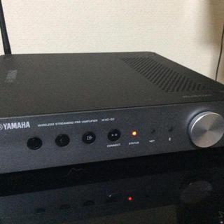 ヤマハ(ヤマハ)のヤマハ ワイヤレスストリーミングアンプ WXC-50(ラジオ)
