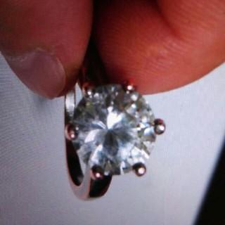 ダイヤ指輪0.3カラット(リング(指輪))