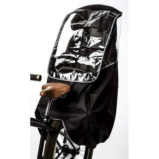 新品送込 自転車レインカバー チャイルドシート 子供乗せ用 後ろ 撥水加工(ベビーカー用レインカバー)