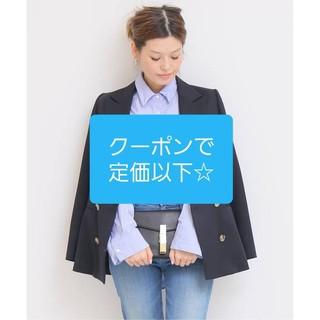 ドゥーズィエムクラス(DEUXIEME CLASSE)の新品☆ドゥーズィエムクラス ダブルジャケット EVERYDAY I LIKE(テーラードジャケット)
