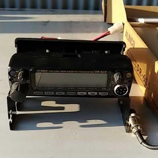 アマチュア無線機。無線機。DR-635(アマチュア無線)