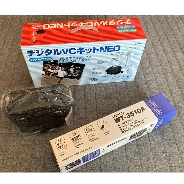 HAKUBA(ハクバ)のデジタルVCキットNEO スマホ/家電/カメラのカメラ(その他)の商品写真