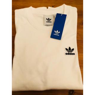 アディダス(adidas)の半額以下! 新品 アディダス  ロンT (Tシャツ/カットソー(七分/長袖))