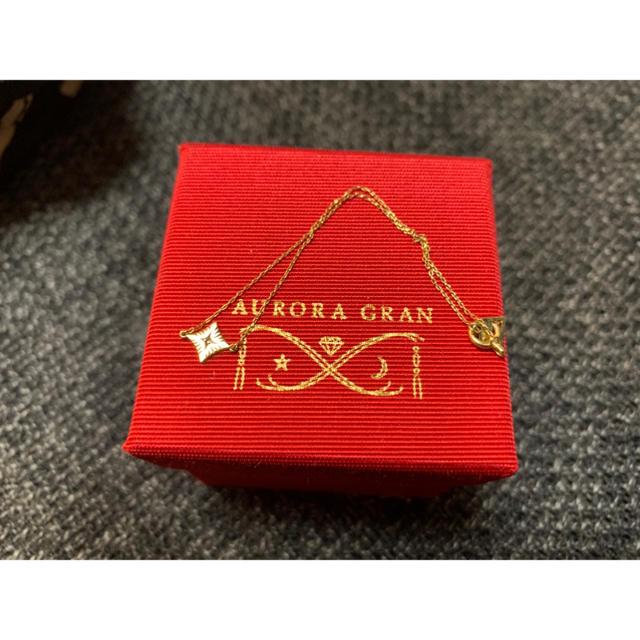 AURORA GRAN(オーロラグラン)のオーロラグラン ブレスレット K10 レディースのアクセサリー(ブレスレット/バングル)の商品写真