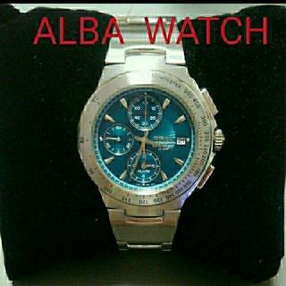 アルバ(ALBA)のアルバウオッチ*美品(腕時計(アナログ))