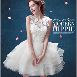 4bc3d49c28dd7 ウェディングドレス 結婚式 二次会(ウェディングドレス)