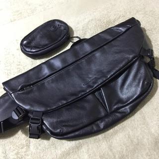 broski&supply メッセンジャーバッグ ショルダーバッグ(メッセンジャーバッグ)