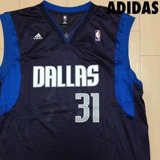 アディダス(adidas)の#1716 NBA  マーベリックス ユニフォーム タンクトップ(タンクトップ)