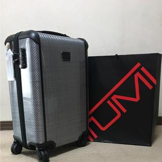トゥミ(TUMI)のTUMI 機内持ち込みサイズ スーツケース(旅行用品)