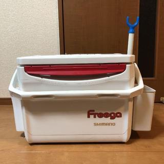 シマノ フリーガ LZー020L ホワイトレッド T(その他)