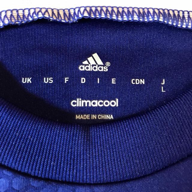 adidas(アディダス)の2014 ブラジル大会モデル ユニフォーム スポーツ/アウトドアのサッカー/フットサル(ウェア)の商品写真