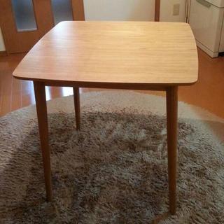 北欧 ナチュラルなテーブル(ダイニングテーブル)