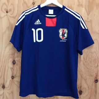 アディダス(adidas)の2010 南アフリカ大会モデル Tシャツ(ウェア)