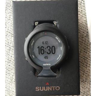 スント(SUUNTO)の【新品未使用】SUUNTO スント腕時計 アンビット3 SPORT HR(腕時計(デジタル))