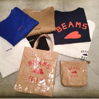 ビームスボーイ(BEAMS BOY)の【美品】BEAMS BOY ロゴポーチ(ポーチ)