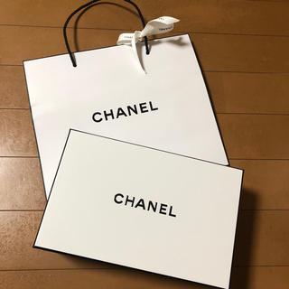 シャネル(CHANEL)の箱(ケース/ボックス)