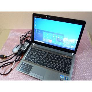 """ヒューレットパッカード(HP)のHP i5 燻銀 14"""" 500G/6GB office2016 DVD マウス(ノートPC)"""