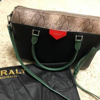 キラリー(KIRALY)の【バニラアイス様専用】kiraly  ショルダー バッグ 3way 美品(ショルダーバッグ)