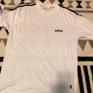 アディダス(adidas)のアディダスロングTシャツ(Tシャツ(長袖/七分))