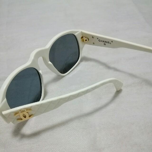 deac9045fb8e CHANEL(シャネル)のヴィンテージ CHANELマトラッセサングラス レディースのファッション小物(サングラス/