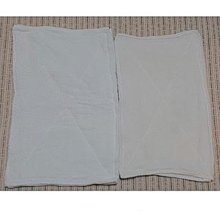 ハンドメイド 雑巾 手作り2枚組(その他)