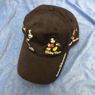 ディズニー(Disney)のキャップ 帽子 ミッキー 上海ディズニー(キャップ)