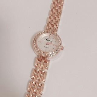スナイデル(snidel)の♡ピンクゴールド 腕時計♡ snidel Maison de FLEUR(腕時計)
