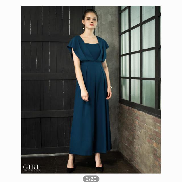 cd1bdd3964ab0 GIRL(ガール)のGIRL 結婚式 ドレス ワンピース パンツドレス オールインワン レディースのフォーマル