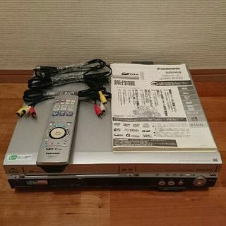パナソニック(Panasonic)のラ・ララライ様専用Panasonic VHS DVDレコーダーDMR-EH73V(DVDレコーダー)