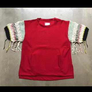 ディスカバード(DISCOVERED)のMEZLAD PSYZYE カットソー(Tシャツ/カットソー(半袖/袖なし))