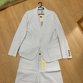 薄手ジャケット&パンツ セットアップ(セットアップ)
