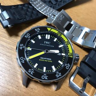 インターナショナルウォッチカンパニー(IWC)のBlue  mountain 様 専用(腕時計(アナログ))