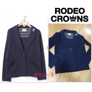 ロデオクラウンズ(RODEO CROWNS)のRODEO CROWNS♡ジャケット(テーラードジャケット)