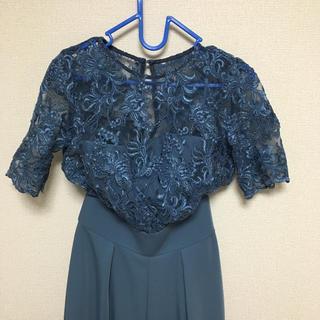 ラグナムーン(LagunaMoon)のラグナムーン ZOZO限定デザインパンツドレス(その他ドレス)